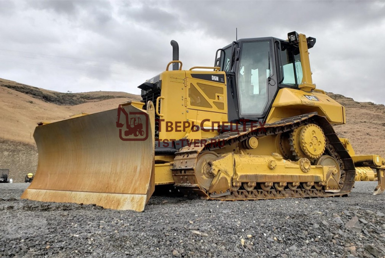 Бульдозер CATERPILLAR D6N XL - фото 1
